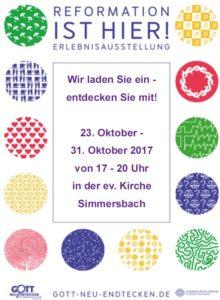 Erlebnisausstellung @ Kirche Simmersbach | Eschenburg | Hessen | Deutschland